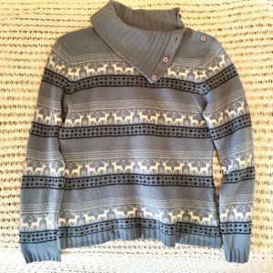 50% OFF Vintage 100% lambswool sweater